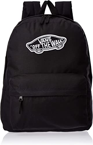 Vans Realm Backpack Sac à Dos Loisir, 42 cm, 22 liters, Noir (Black)