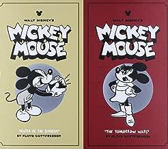 Walt Disney's Mickey Mouse Vols. 7 & 8 Gift Box Set