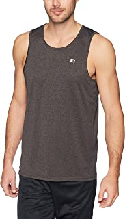 Men's TRAINING-TECH Running Tank Top with Ventilation, Amazon Exclusive