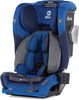 Diono 2020 Radian 3QXT Latch, All-in-One Convertible Car Seat, Blue Sky