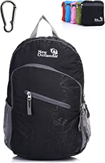 Outlander Ultra Lightweight Packable Water Resistant Travel Hiking Backpack Daypack Handy..