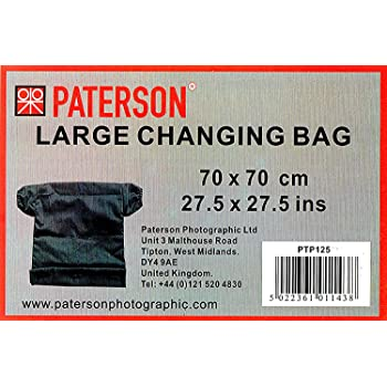 "Paterson Changing Bag 27.5"" x 27.5"""