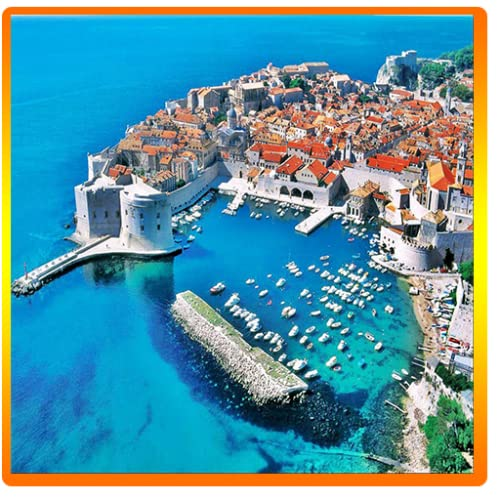 Unreal Travel Destinations in Europe