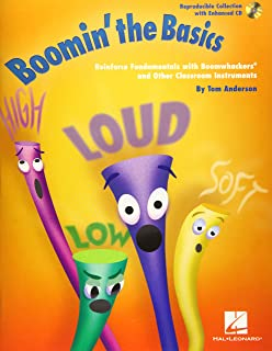 Boomin' the Basics: Reinforce Fundamentals with Boomwhackers and Other Classroom Instruments