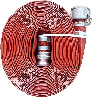 JGB Enterprises A008-0321-1651 Eagle Red PVC Discharge Hose, 2