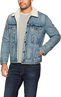 Men's Sherpa Trucker Jacket