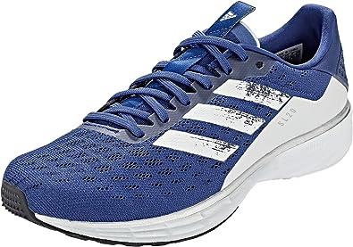adidas SL20 Chaussure De Course à Pied, bleu et blanc, FR- 42
