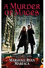 A Murder of Mages (Maradaine Constabulary Book 1) Kindle Edition
