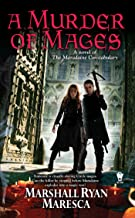 A Murder of Mages (Maradaine Constabulary Book 1)