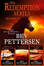 REDEMPTION SERIES (Romantic Mystery Boxset, Books 1-3)