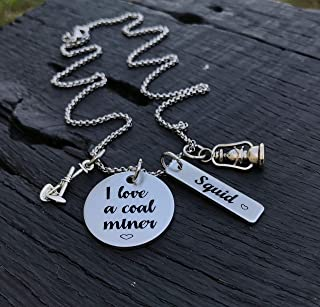 Best coal miner necklace Reviews
