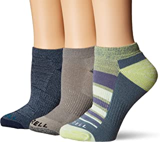 Women's 3 Pack Cushioned Performance Hiker Socks (Low Cut/Quarter/Crew)