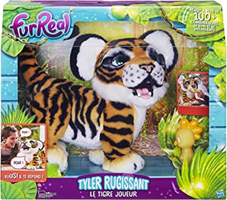 Furreal Friends Tyler The Tiger Interactive Toy