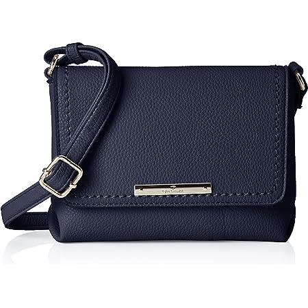 TOM TAILOR Umhängetasche Damen, Lou, 20x5x14,5 cm, Handtasche, Schultertasche