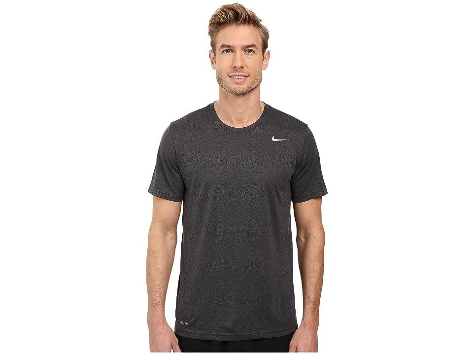 Nike Legend 2.0 Short Sleeve Tee (Anthracite/Black/Matte Silver) Men
