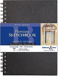 Best stillman & birn beta series sketchbook Reviews
