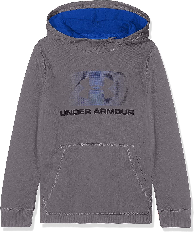 Under Armour CTN French Terry Hoody Sudadera Ni/ños