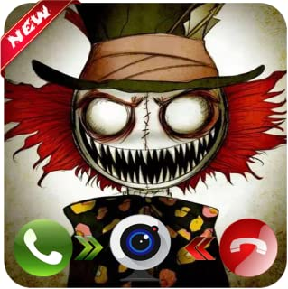 Evil Halloween Calling At Night - Scary Soul Live Video Caller Id Pro
