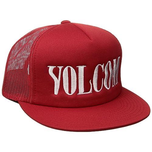 Volcom Mens Swiss Cheese Hat