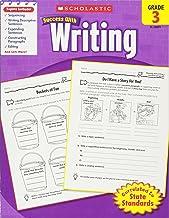 Scholastic Success with Writing, Grade 3 PDF