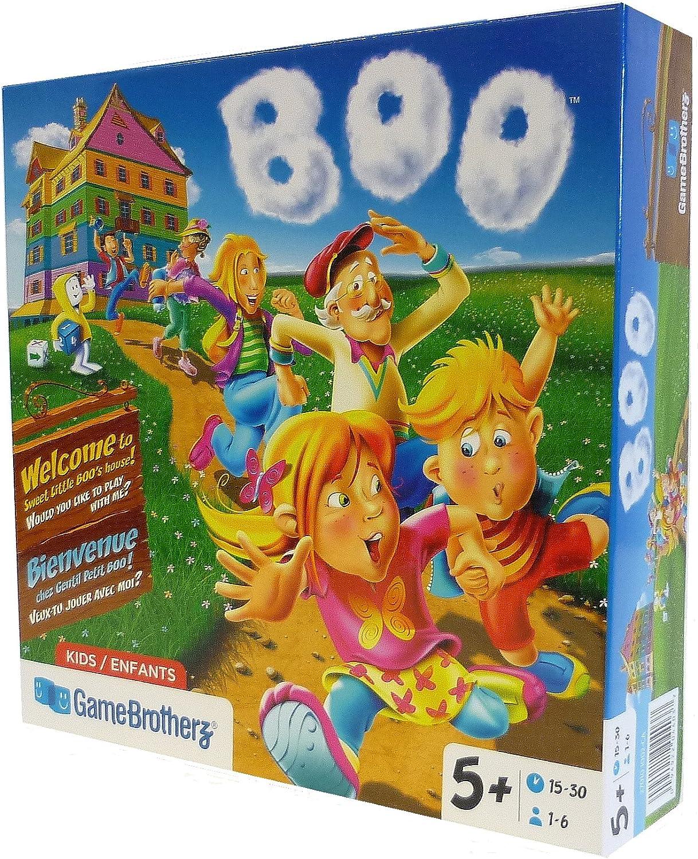 Game Bredherz The Game of Boo Board Game