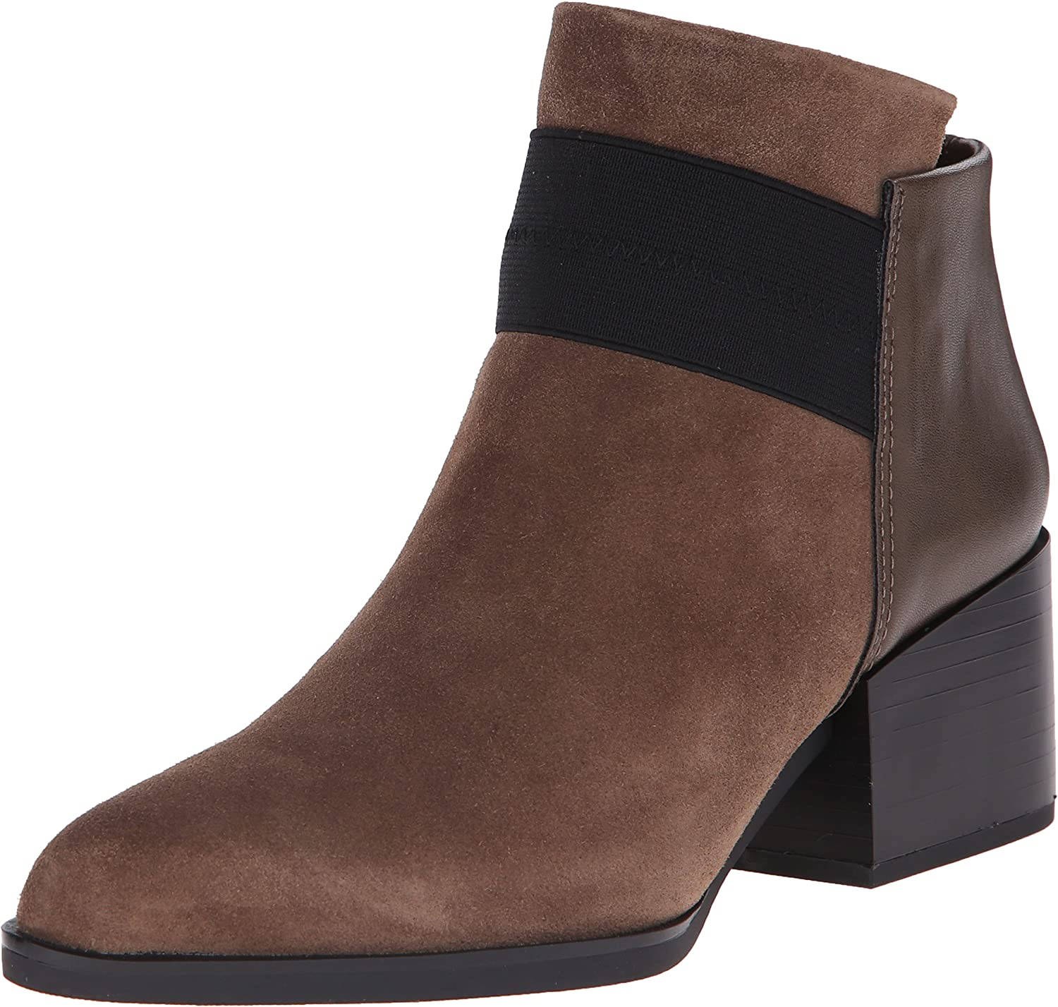 Circus by Sam Edelman Womens Rafa Bootie, Walnut Black, 8 M US