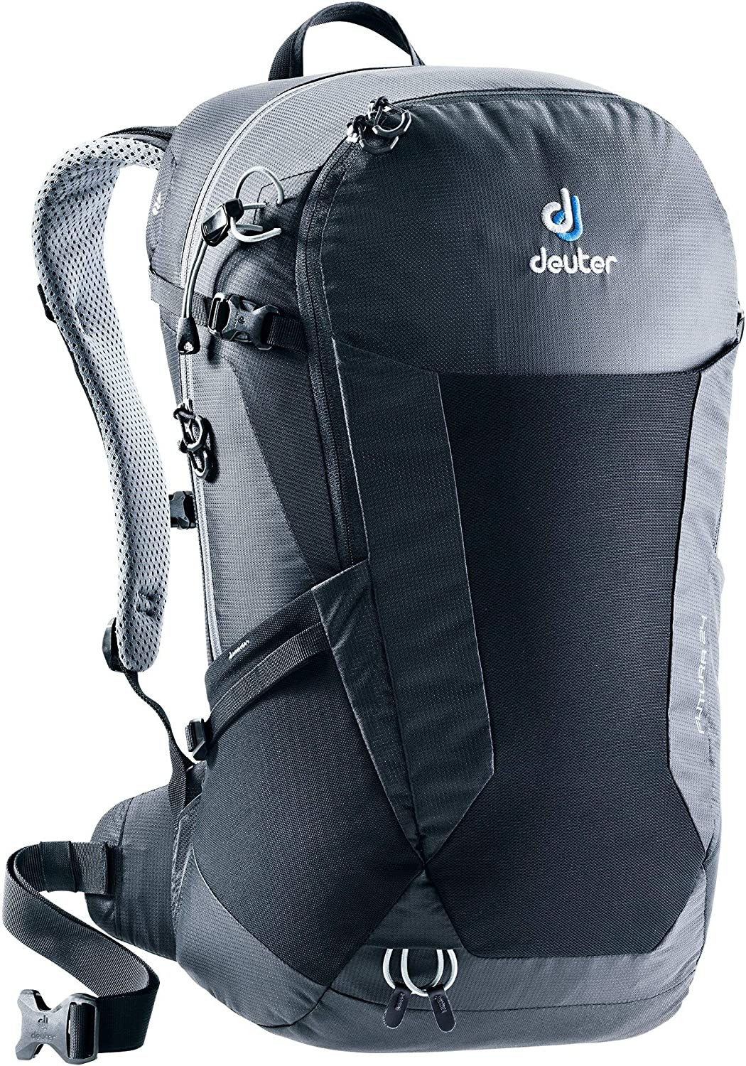 Deuter Casual Daypack Nashville-Davidson Mall Size Recommended Black One