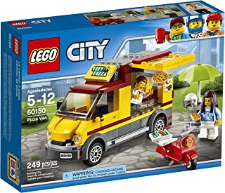 LEGO City Great Vehicles Pizza Van 60150 Construction Toy
