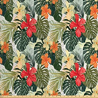 state flower quilting fabric