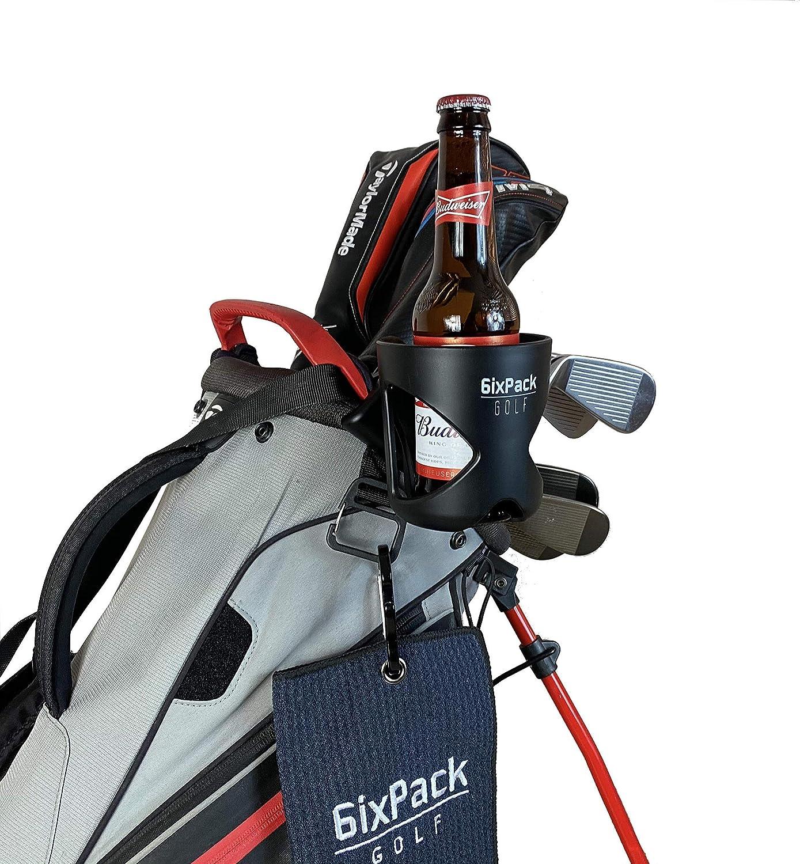 6ixPack Golf Bag Drink for Men. Accessories Great interest Holder Import