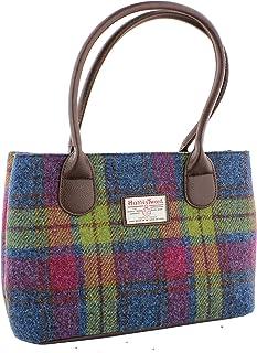 Glen Appin Harris Tweed Klassisch Handtasche - LB1003 - Cassley