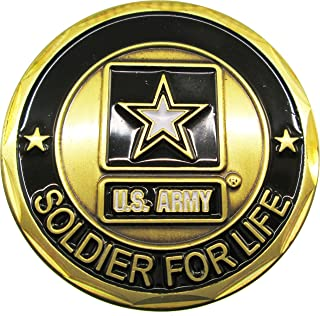 U.S. Army / Soldier For Life - Challenge Coin 3152