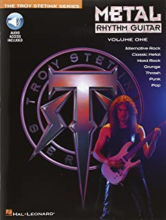 Metal Rhythm Guitar Vol. 1 (Troy Stetina)