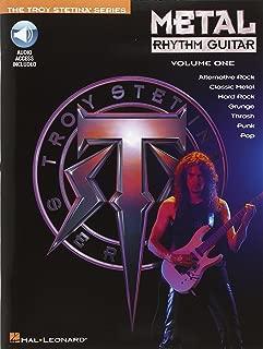 Best troy stetina rhythm guitar Reviews