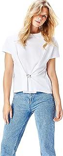 Marchio Amazon - find. T-shirt Girocollo Donna