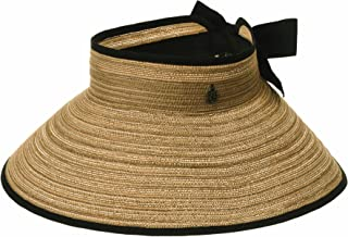 WITHMOONS Womens Summer Sun Visor Foldable Beach Hat SLV1039