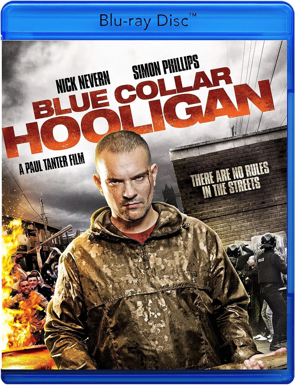 Max 88% OFF Blue Genuine Collar Hooligan