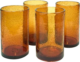 Best amber bubble glass Reviews