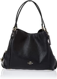 Coach 57125-LIBLK Womens Handbags & Shoulder Bags Black (Black)