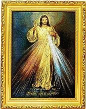 Divine Mercy/Divina Misericordia 9x11 Cushioned Frame/Superficie Acolchada 2025s (9x11)