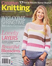 Creative Knitting Magazine Spring 2019