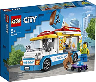 LEGO City Great Vehicles Ice-Cream Truck for age 5+ years old 60253