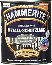 HAMMERITE 5087609 hamerslak effectlak donkergrijs 750 ml