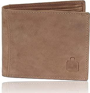 Le Craf Beige Men's Wallet