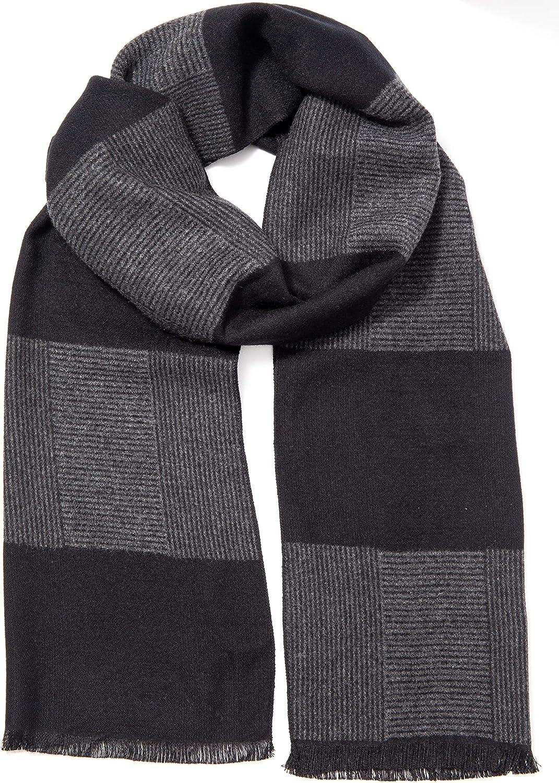 Overseas parallel import regular item Gallery Seven Mens Winter Scarf - Scarves 100% Ban 5 ☆ popular Cotton