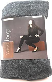 Fleese Leggings Heather Grey M/L