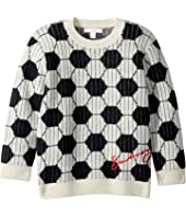 Burberry Kids - Montie Top (Little Kids/Big Kids)