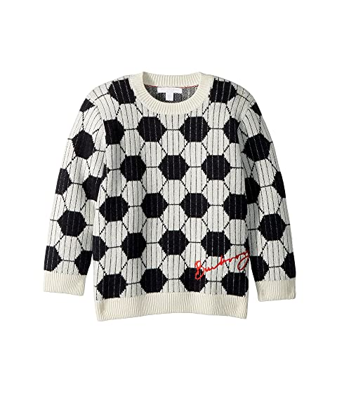 Burberry Kids Montie Top (Little Kids/Big Kids)