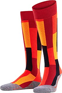 Falke, Sk4 Brick W Kh Calcetines de esquí Mujer