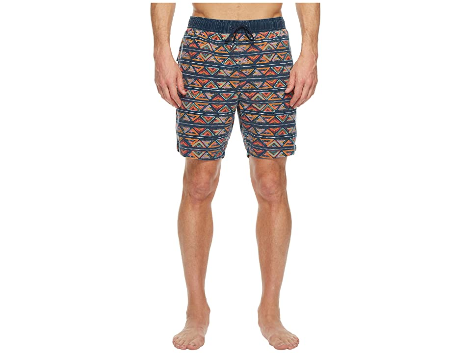Billabong Sundays Layback Boardshorts (Brick) Men